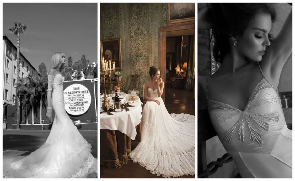 10% OFF Inbal Dror for a limited time only at Morgan Davies Bridal - London.