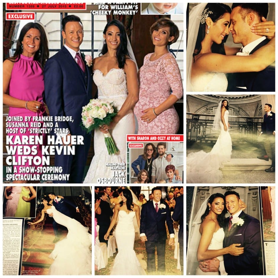 Karen Hauer Wedding
