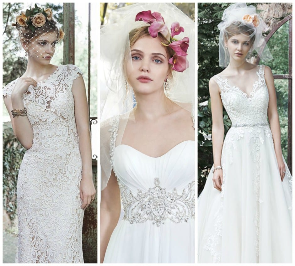 Maggie Sottero Wedding Dresses at Morgan Davies Hitchin boutique.