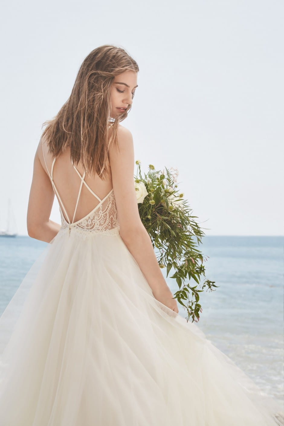 Willowby by Watters at Morgan Davies Bridal.