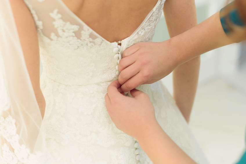 Before you put on your wedding dress, here's our top tips for the big day.