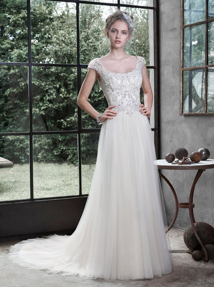 Maggie Sottero Caitlyn