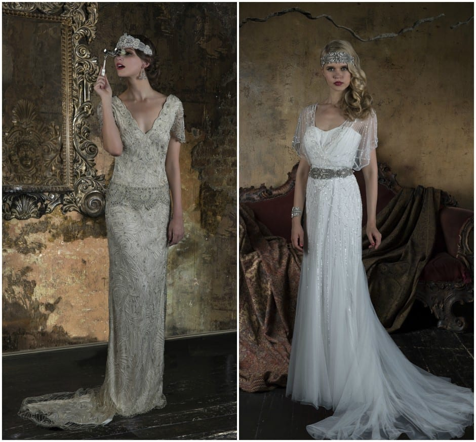 Eliza Jane Howell's The Opera Collection now available at Morgan Davies Bridal London