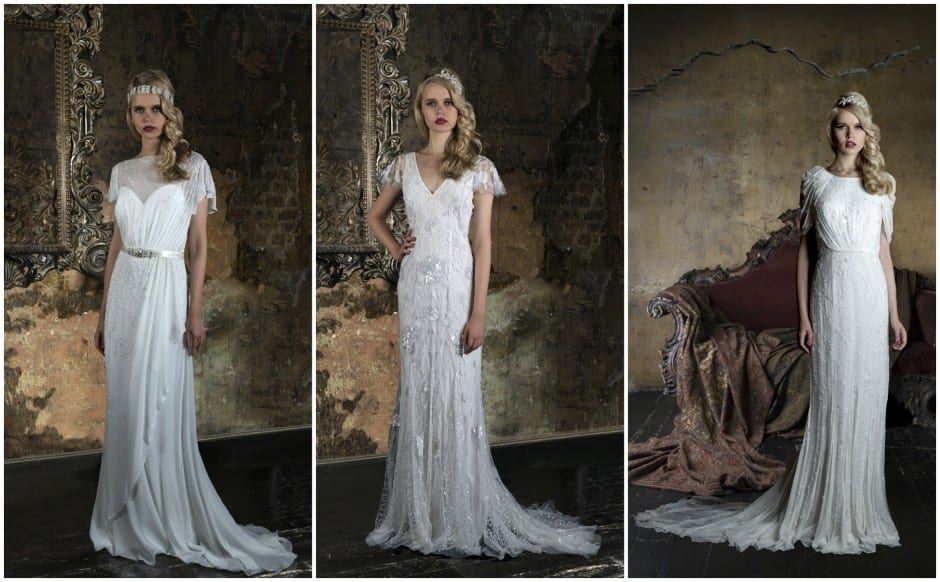 The latest collection from Eliza Jane Howell 2016 - The Opera Collection - is now available at Morgan Davies Bridal London