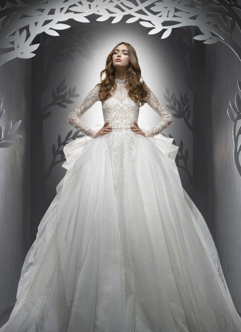 Ersa Atelier Wedding Dresses Bridal Fashion