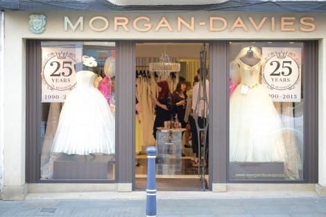 Hitchin Bridal Boutique Morgan Davies