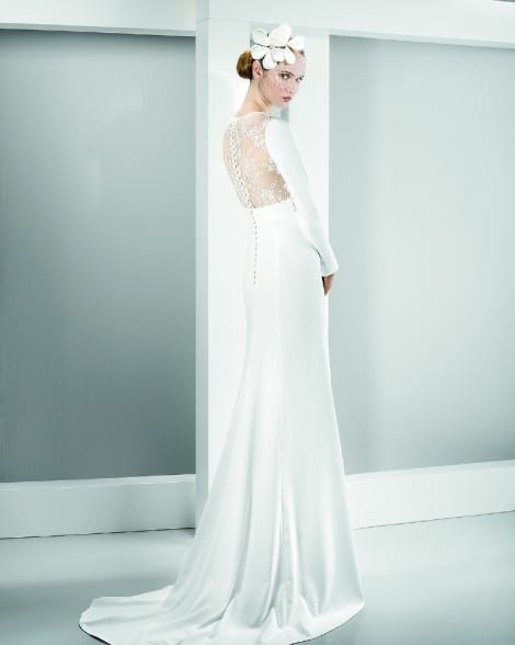London Bridal Designer Event this March at Morgan Davies London - featuring Jesus Peiro gowns.