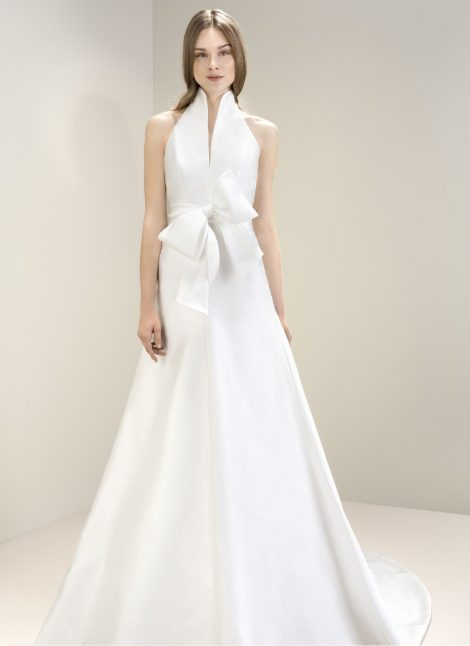 Jesus Peiro 7019. UK Trunk Show at Morgan Davies Bridal.