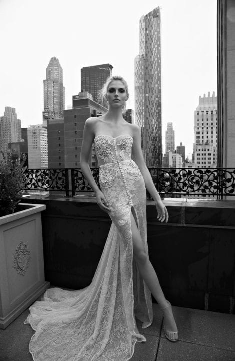 Inbal Dror at the forefront of bridal fashion