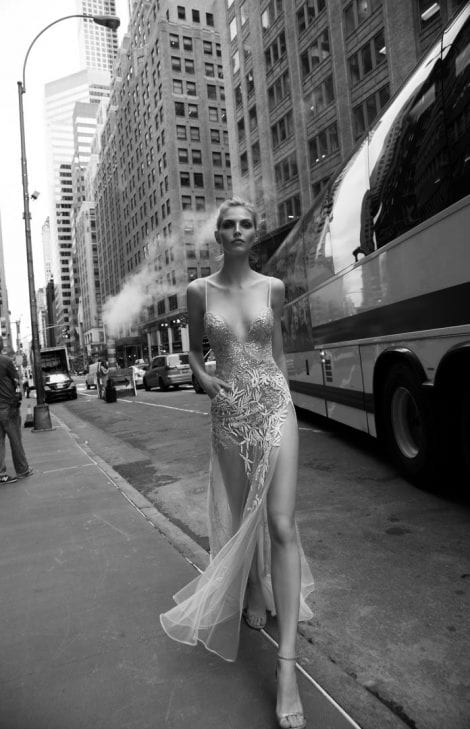 Inbal Dror BR-16-03 Leading bridal fashion
