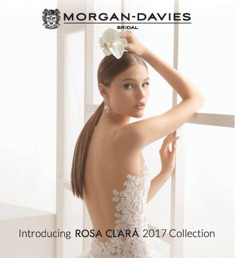 Rosa Clara at Morgan Davies Hitchin