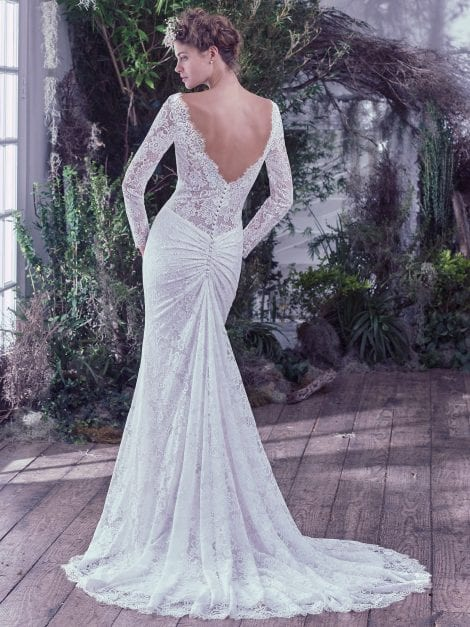 Morgan Davies Bridal are hosting a Maggie Sottero Trunk show in their Hitchin boutique. Featuring beautiful gowns from the collection including the stunning 'Mavis'