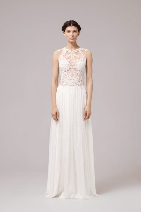 Corrine - Anna Kara now available at Morgan Davies Bridal