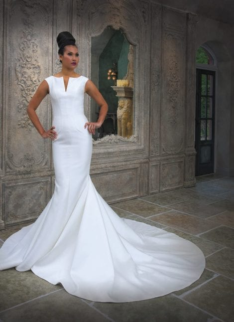 Grace Philips Wedding Dresses. This is the beautiful 'Paloma' now available at our bridal boutique in Islington, London.