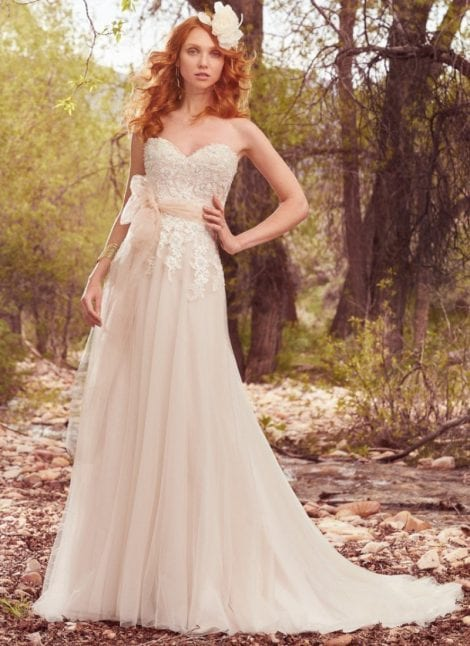 HARMONY BY MAGGIE SOTTERO Good for Curvier Brides