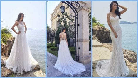 Chic Nostalgia Wedding Dresses are now available at Morgan Davies London Boutique