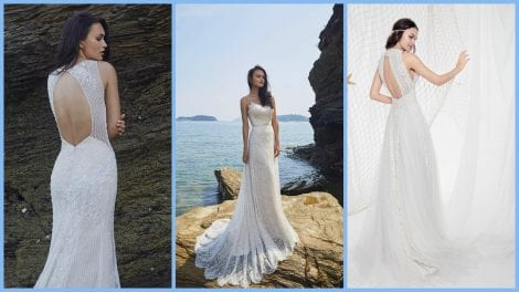 Chic Nostalgia wedding gowns are now available at the Morgan Davies London Bridal boutique