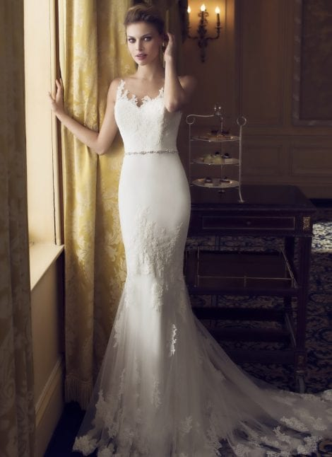 This is Argentina by Modeca Bridal - now available at our Hitchin boutique!