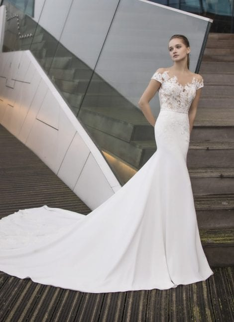 Meet Beth from Modeca Bridal - now available at our Hitchin boutique!