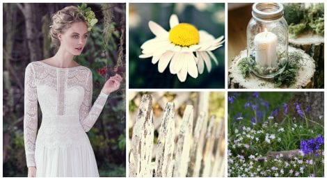 Woodland Wedding Ideas from Morgan Davies