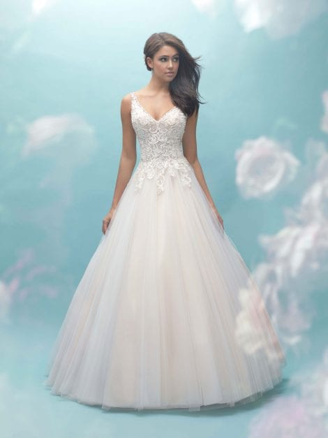 Allure Bridals 2017 Spring Collection in Hertfordshire 9459F