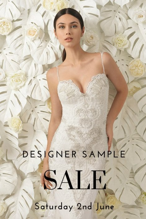 Morgan Davies Sample Sale