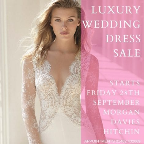 Sale at Morgan Davies Hitchin