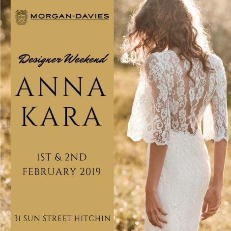 Anna Kara at Morgan Davies