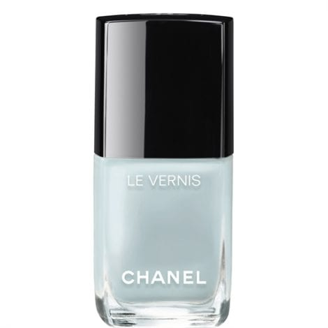 Chanel Le Vernis Blue Nail Varnish