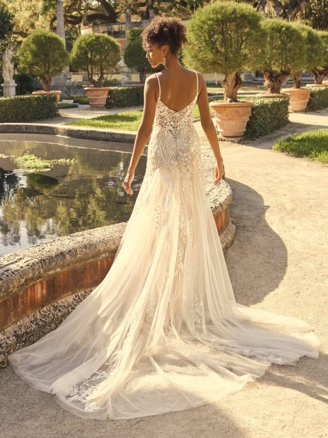 Rabia by Maggie Sottero back