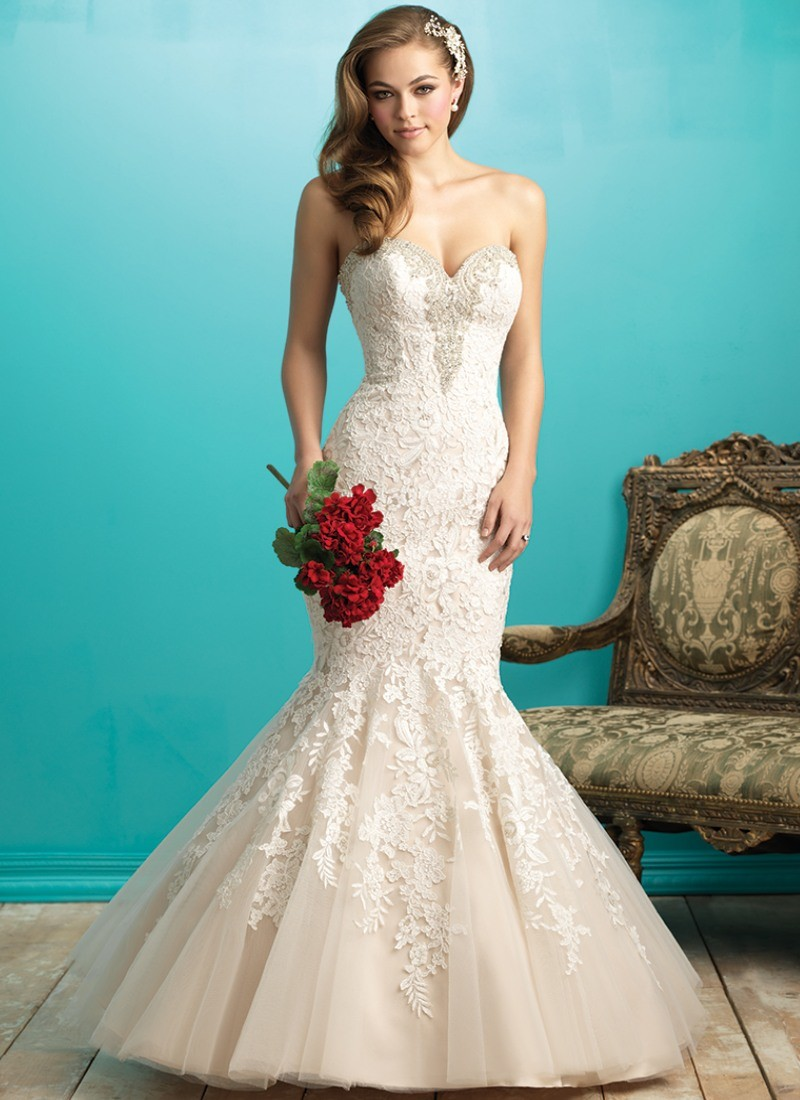 Bridal Gowns Memphis : Memphis by allure bridals at morgan davies bridal in hitchin