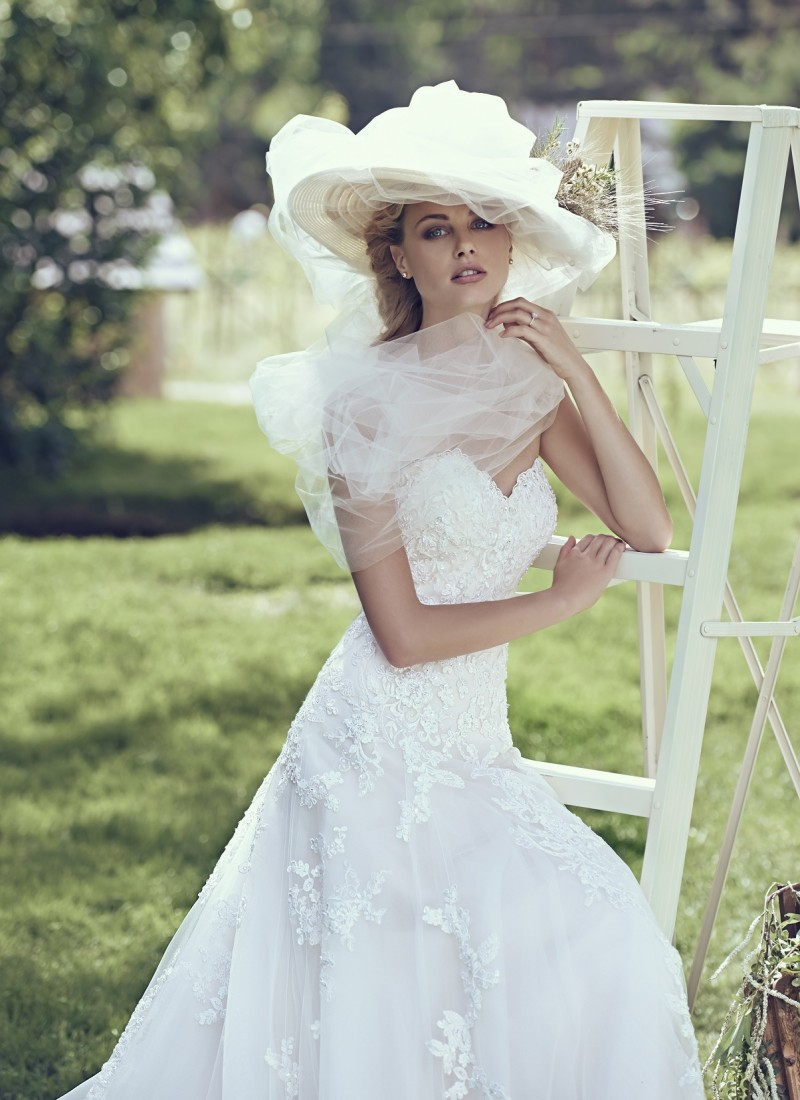 Maggie Sottero Laverna Wedding dress from Morgan Davies