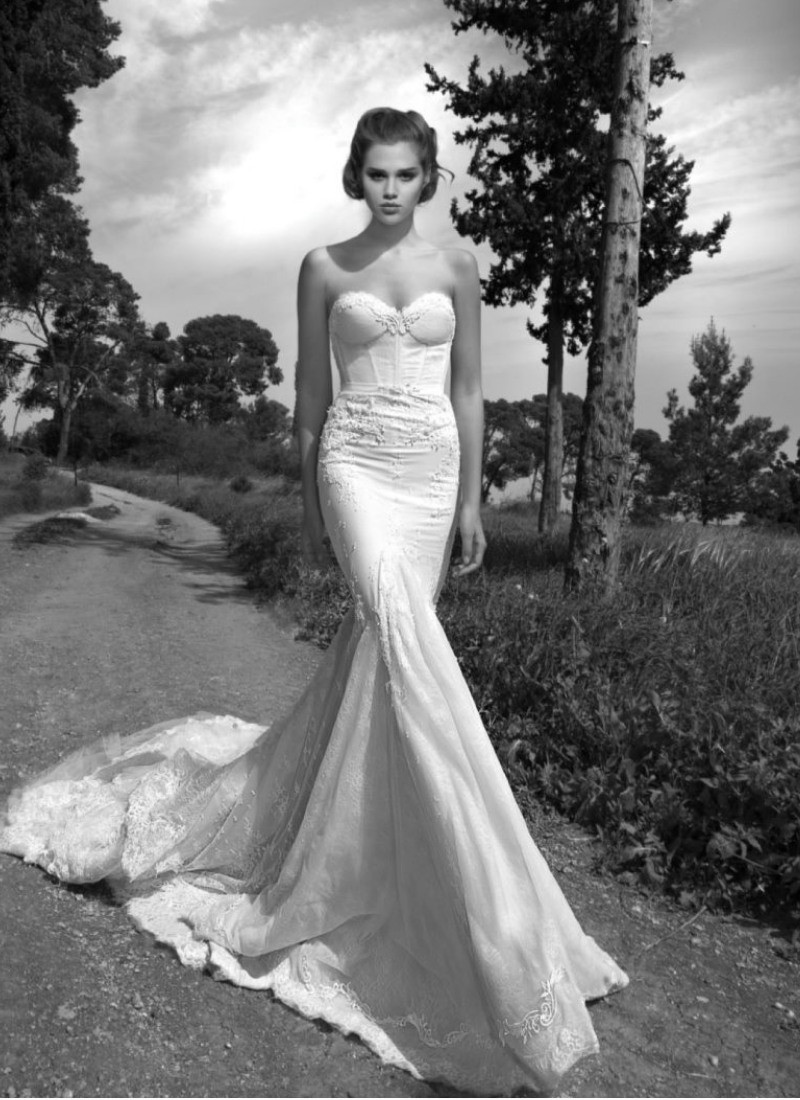 Inbal Dror Archives - Morgan Davies Bridal