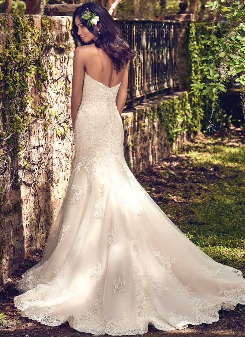 Saige by Maggie Sottero