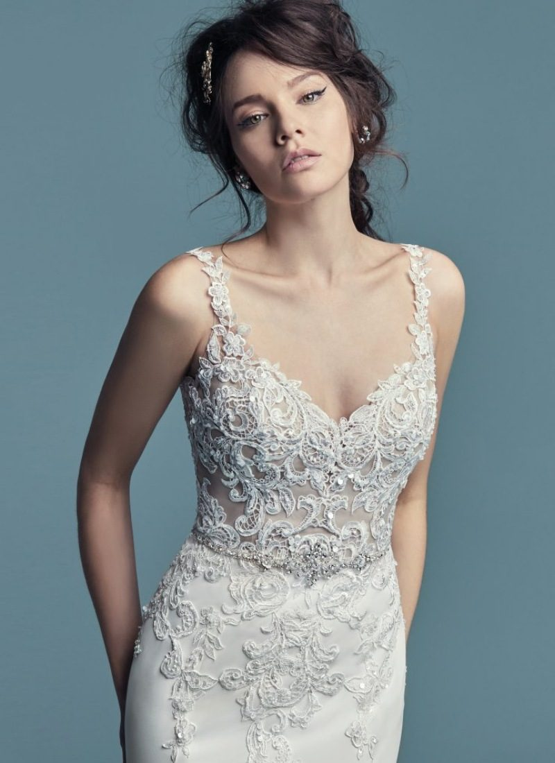 ALAINA BY MAGGIE SOTTERO BODICE