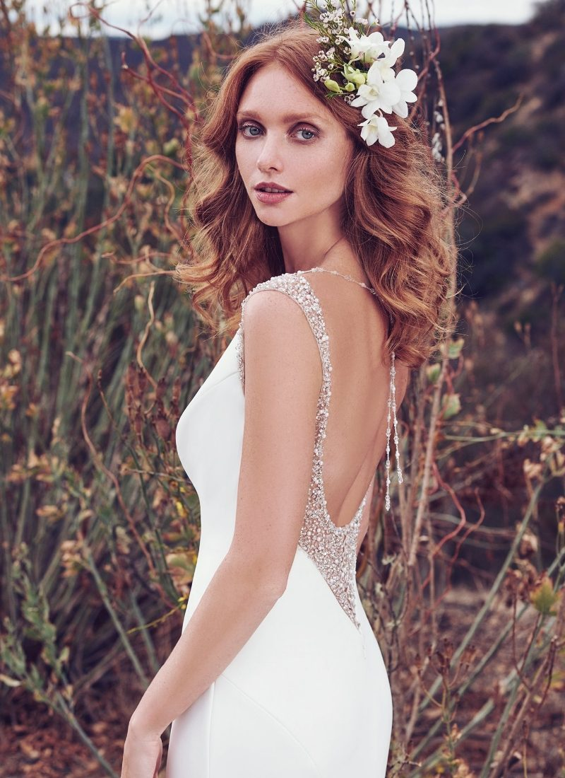 Evangelina Back by Maggie Sottero