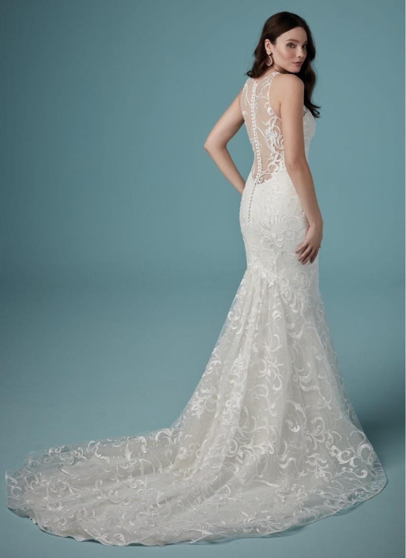 COLBIE BACK VIEW, MAGGIE SOTTERO