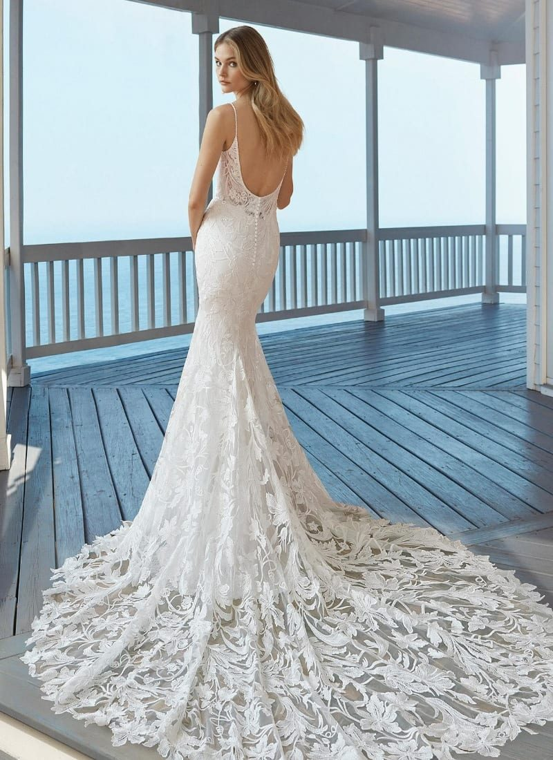 Cedric wedding dress by Rosa Clara