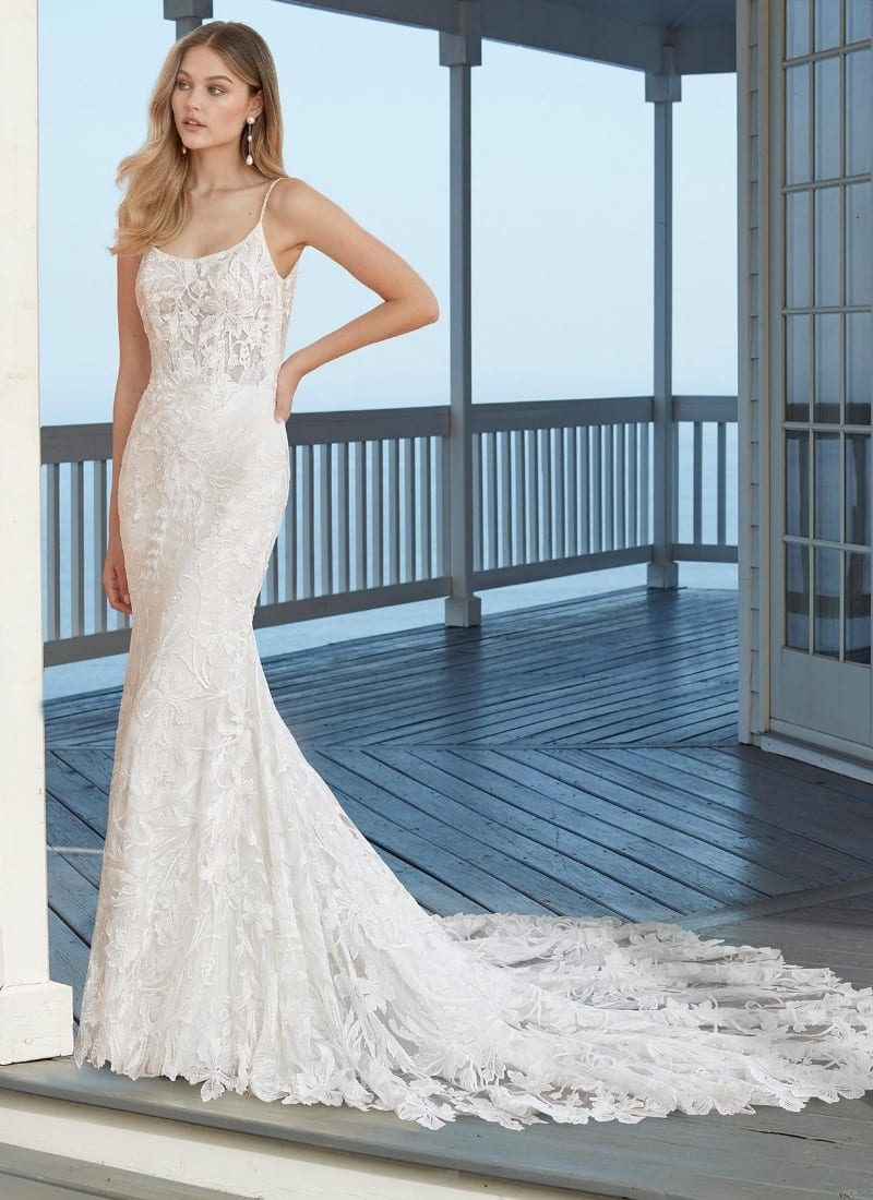 Rosa Clara Cedric wedding dress