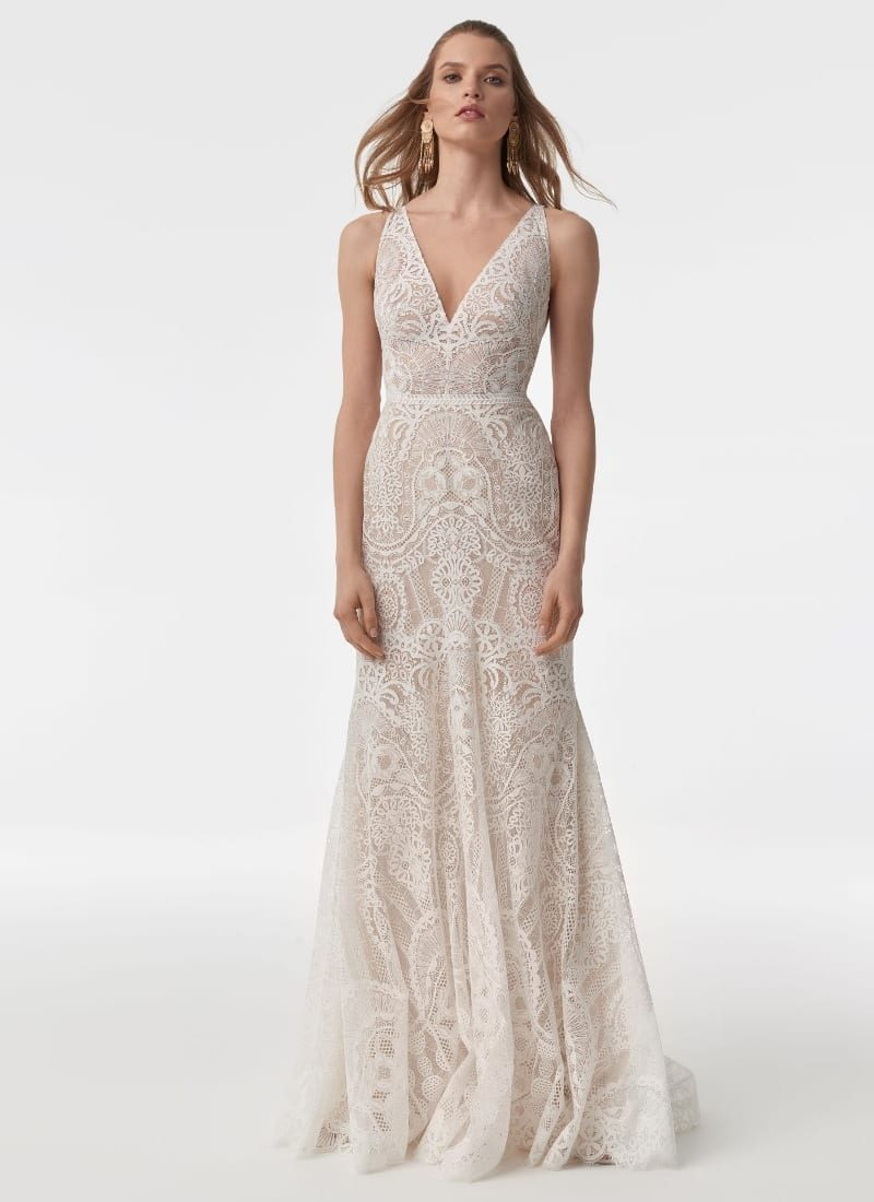 Georgina Wedding Dress by Anna Kara