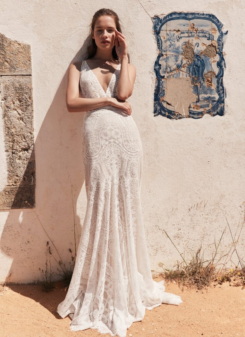 Anna Kara Georgina Wedding dress