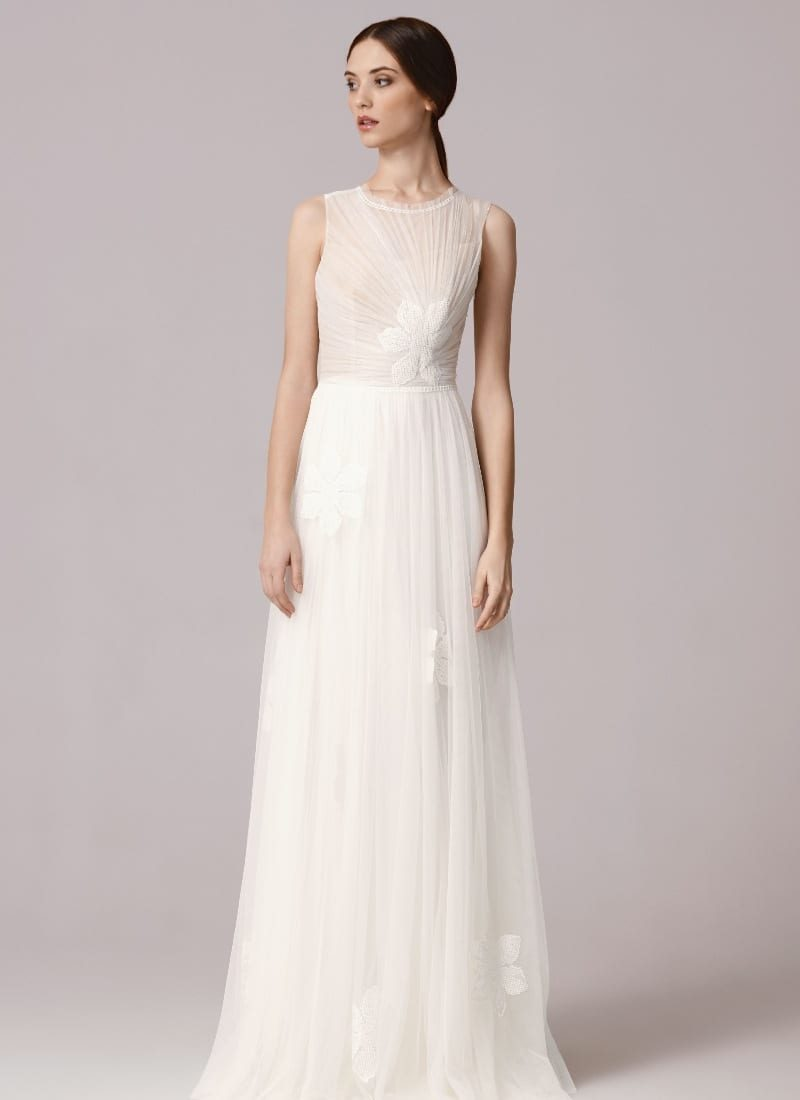 Christina by Anna Kara now available at Morgan Davies Bridal in Hertfordshire.
